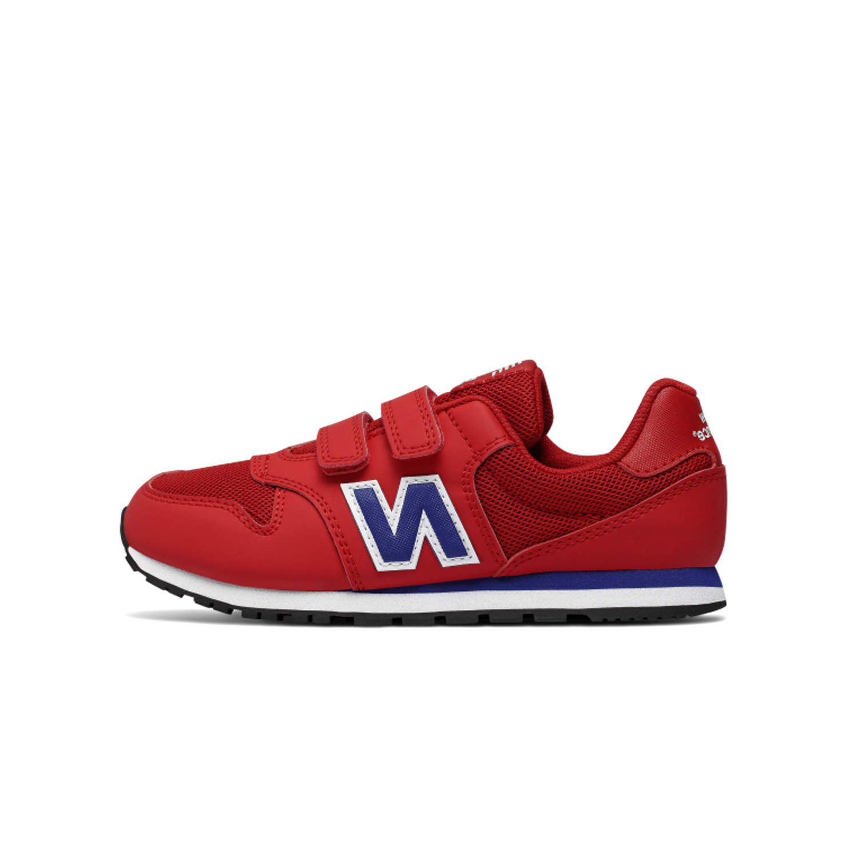 Sneakers rosse con chiusura velcro per bambini Skechers 8PpKFWs